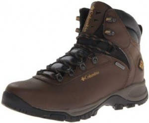 Columbia Men Mudhawk Waterproof Hiking Boot