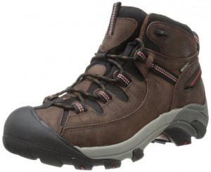 KEEN Mens Targhee Waterproof Hiking Boot