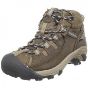Keen Womens Targhee II Waterproof Hiking Boot