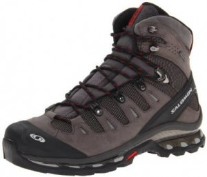 Salomon Mens Quest 4D GTX Backpacking Boot