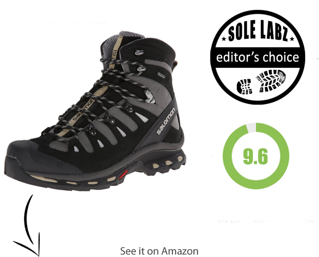 Best men hiking boots - Sole Labz