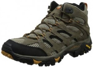 Merrell Men Moab Ventilator Mid Hiking Boot