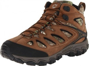 PULSATE CAMO HIKING BOOT