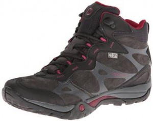 Merrell Womens Azura Carex Mid Waterproof Hiking Boot