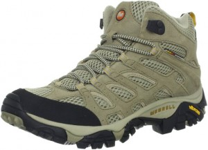 Merrell Womens Moab Ventilator Mid Hiking Boot