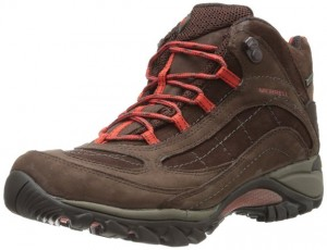 Merrell Womens Siren Mid Waterproof Hiking Boot