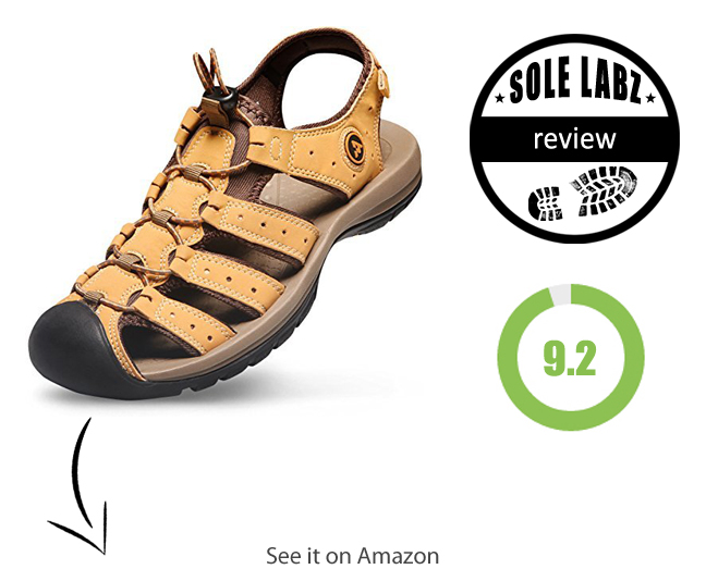 Atika_Tesla_Kairo_2nd_top_rated_hiking_sandal