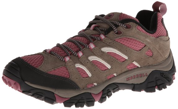 Merrell Womens Moab Ventilator Hiking Shoe review