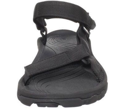 front view teva mens hurricane