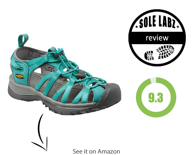 review_keen_best_women_hiking_sandal_whisper