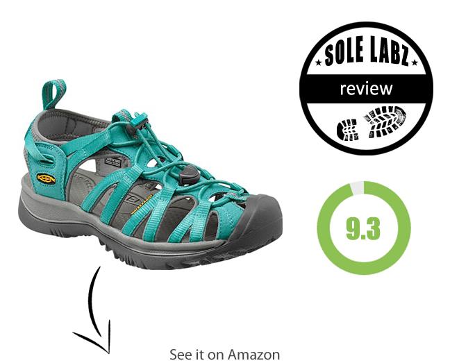 review_keen_best_women_hiking_sandal_whisper
