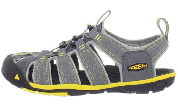 side view of keen clearwater cnx