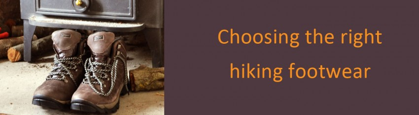 banner hiking boots choice