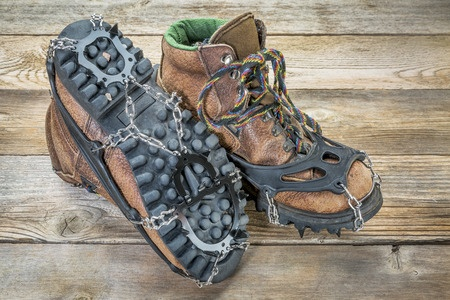 hiking shoes compatible crampons