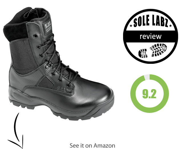 Waterproof Police Boots Reviews Of Top 3 Sole Labz