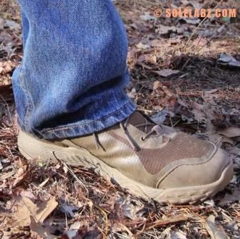Under Armour Valsetz Rts Tactical Boots Review Sole Labz