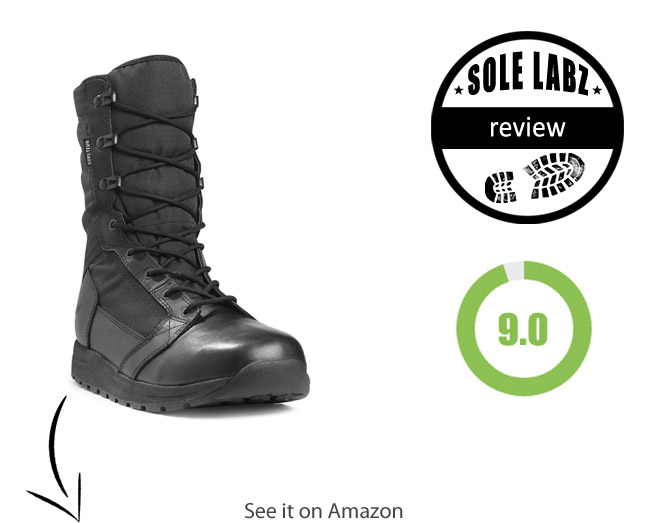 Best Police Boots Top 3 Out Of 44 Sole Labz 2019