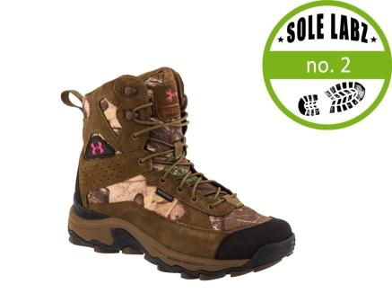 under armour hiking boots womens