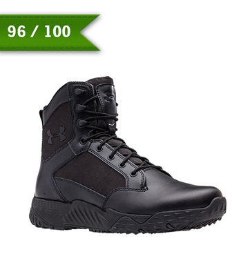 Experts Tested 11 UA Tactical Boots - Here are the TOP 3
