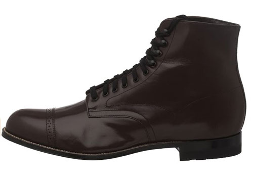 Stacy Adams men's boots - Madison in black